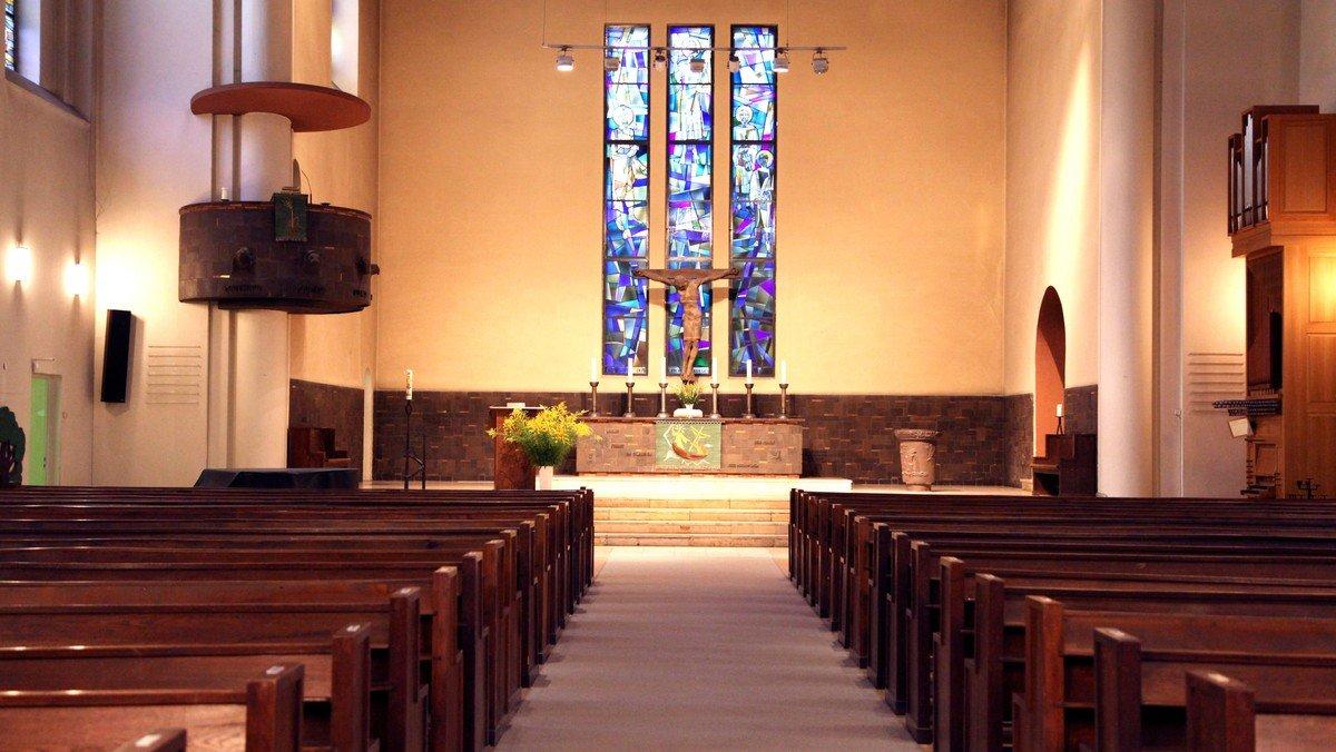 Abendmahlsgottesdienst mit der Seniorenkantorei (anschließend offene Kirche)