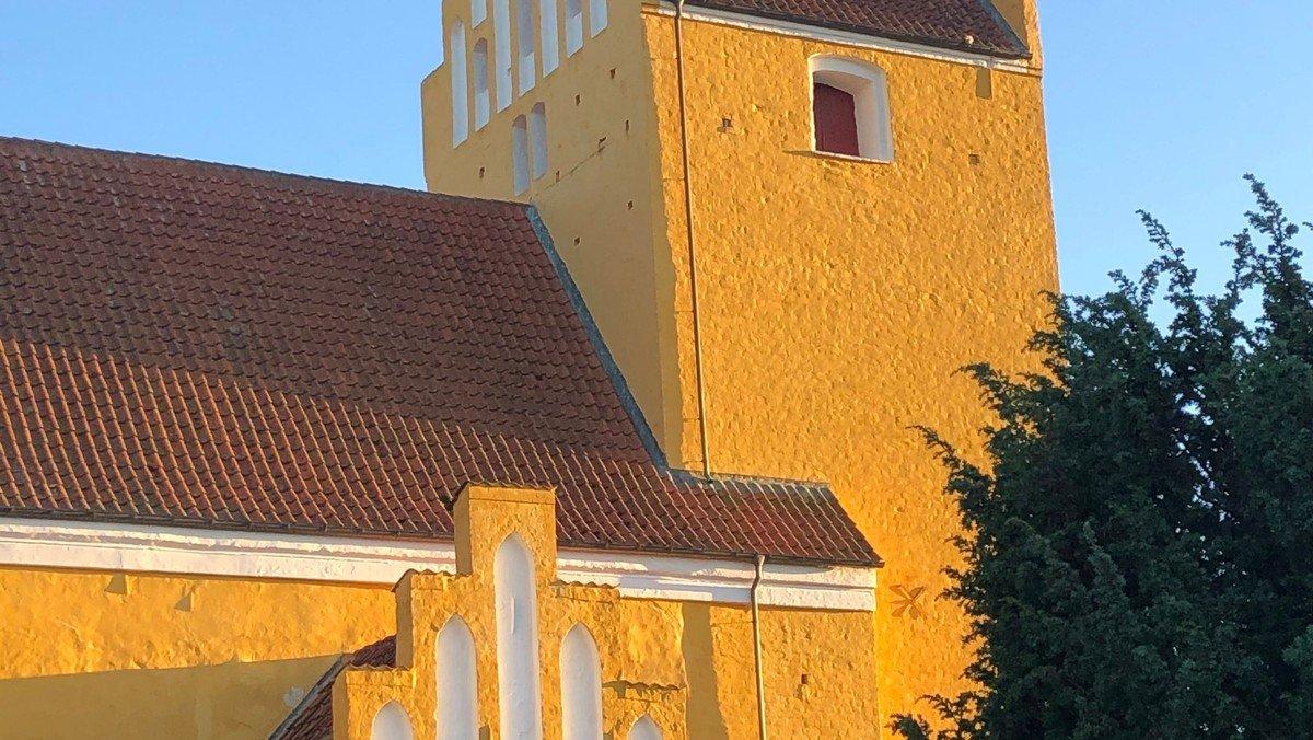 Meditationsgudstjeneste i Tjæreby kirke