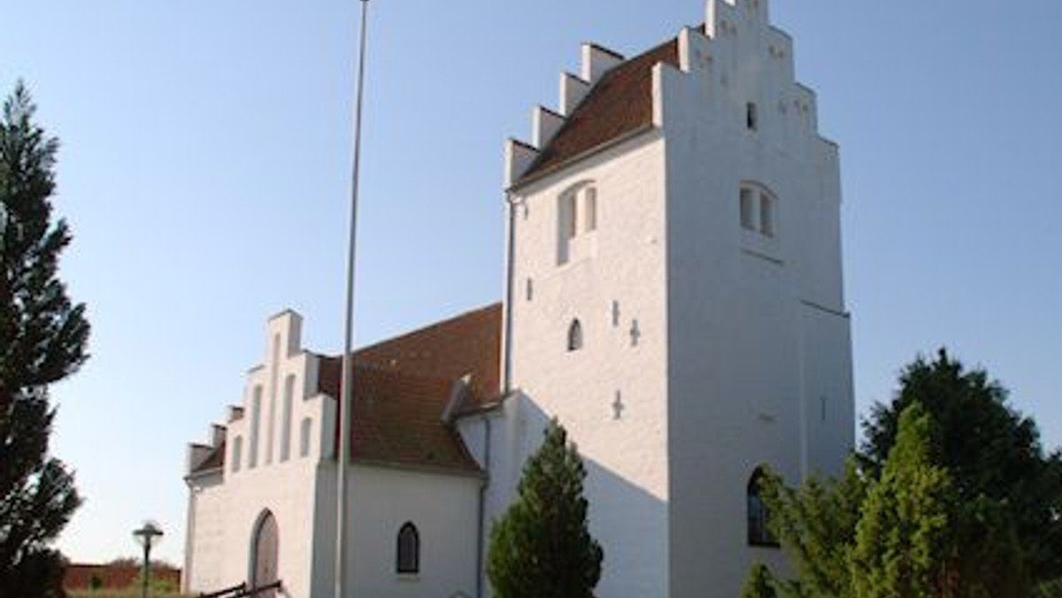 Gudstjeneste i Sdr. Bjerge kirke