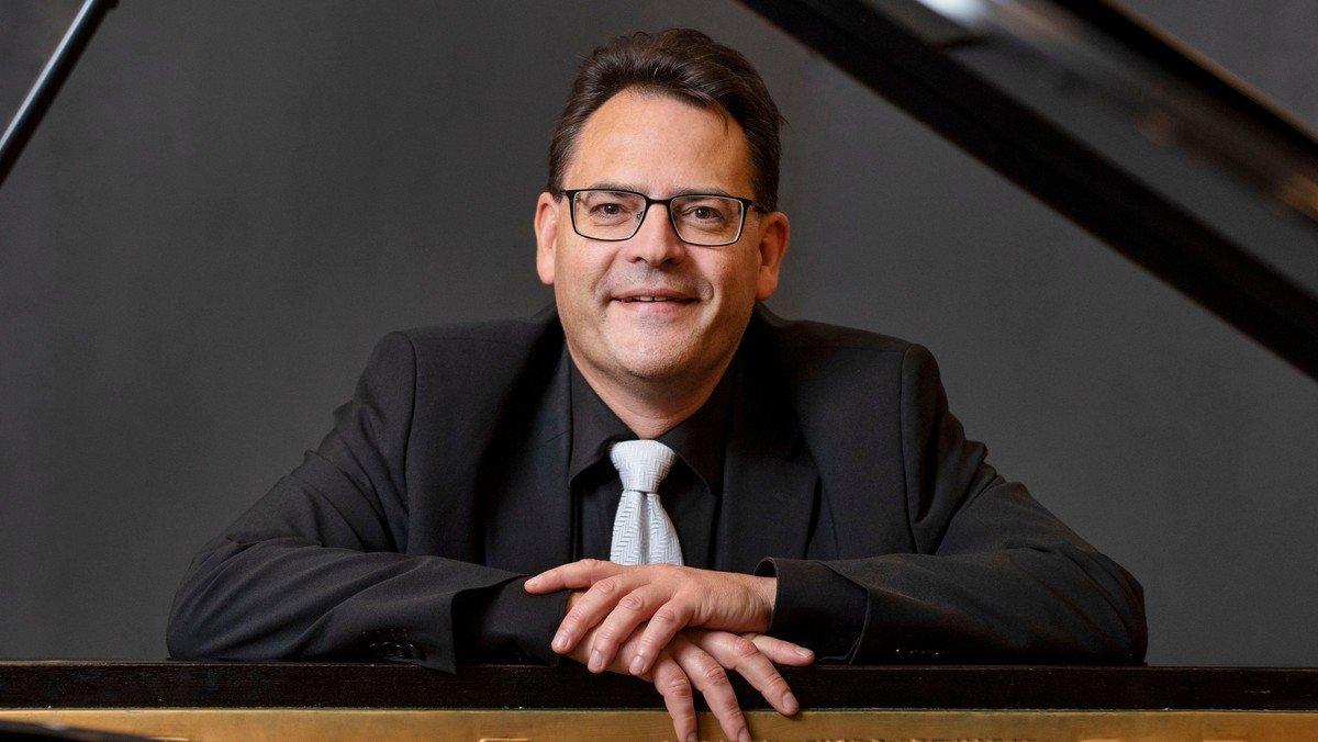Klaverrecital med Claus Zielke