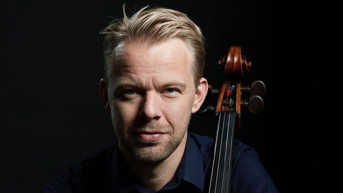 J. S. Bach solosuiterne Henrik Dam Thomsen - Cello