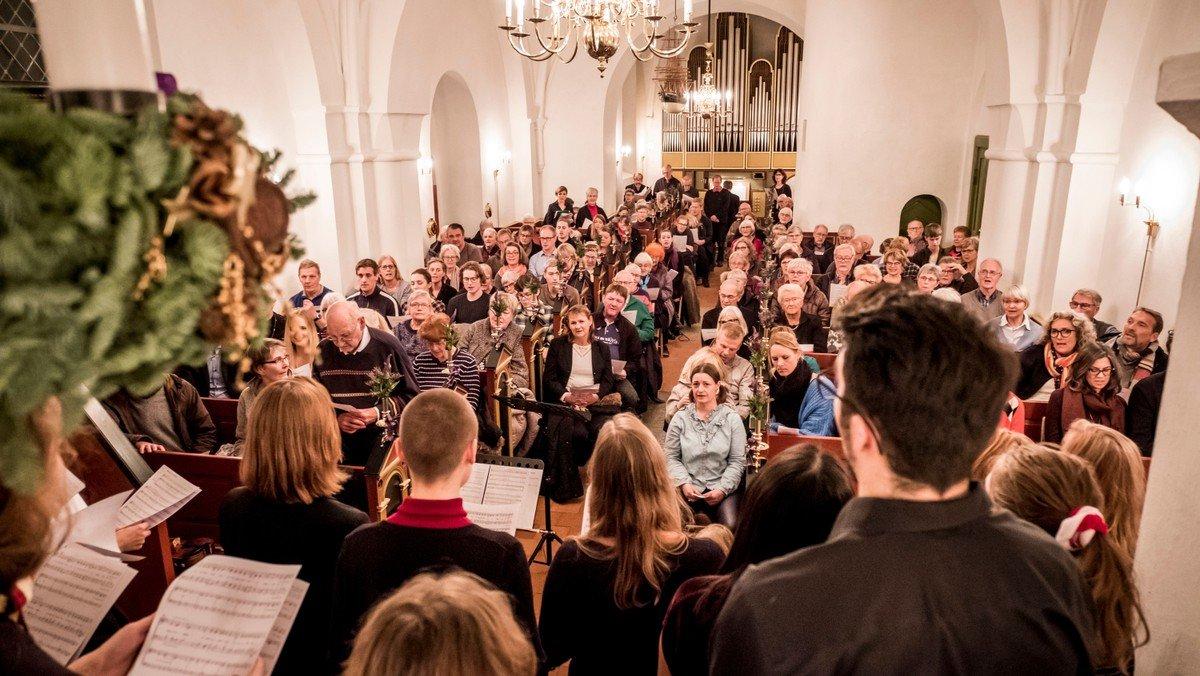 Julekoncert i Kirken