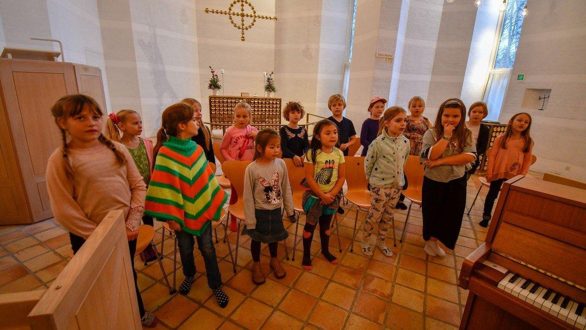 Børnekor Egedal Kirke