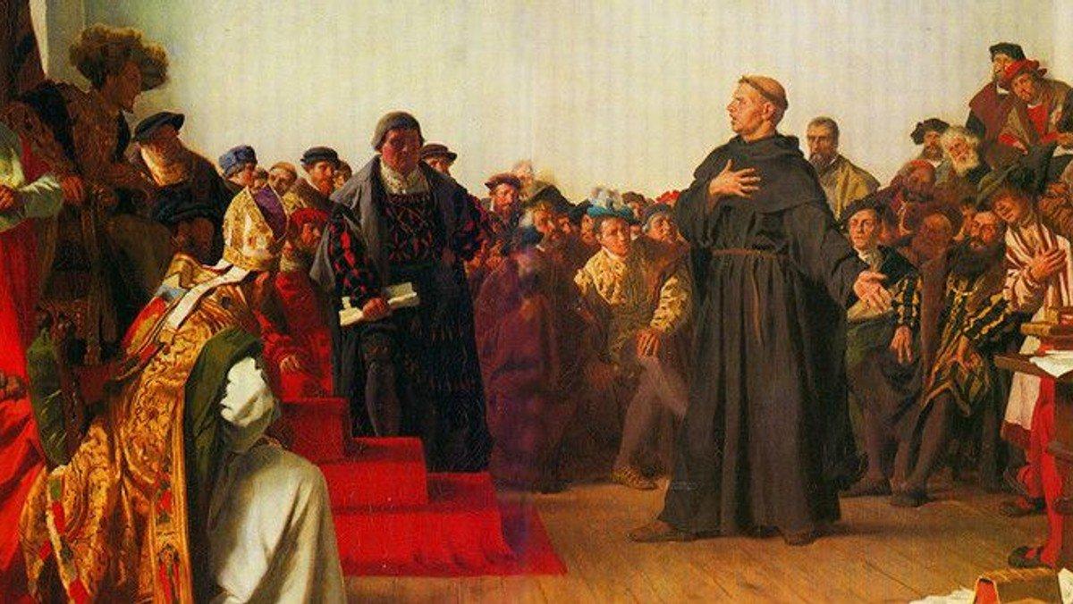 Reformationsgudstjeneste Jernved