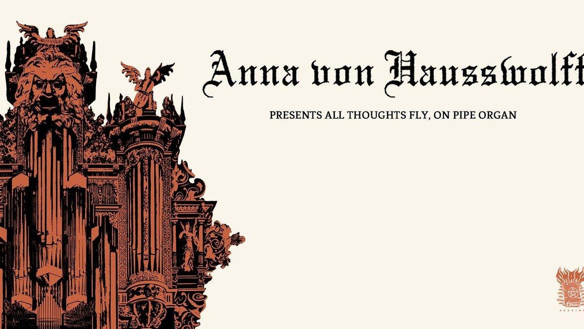 Koncert med Anna von Hausswolff (S)