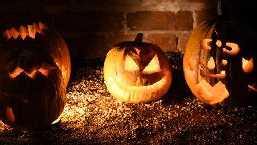 Konfirmand: Halloween i Visborg