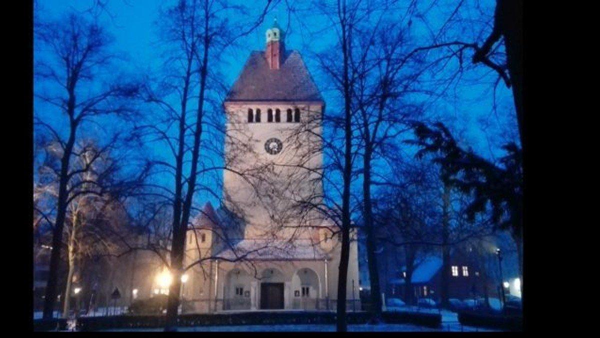 Alt-Tegel: Gottesdienst zu St. Martin