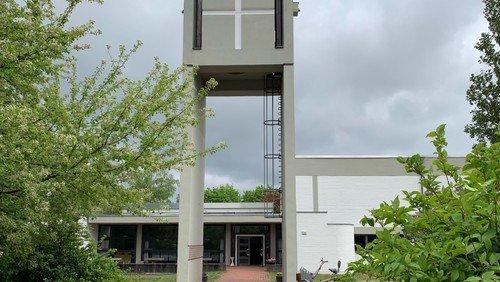 Borsigwalde: Gottesdienst