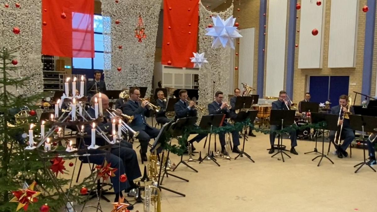 Julekoncert med Prinsens Musikkorps