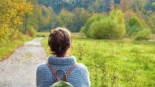 Walk-and-talk om nærvær og taknemmelighed