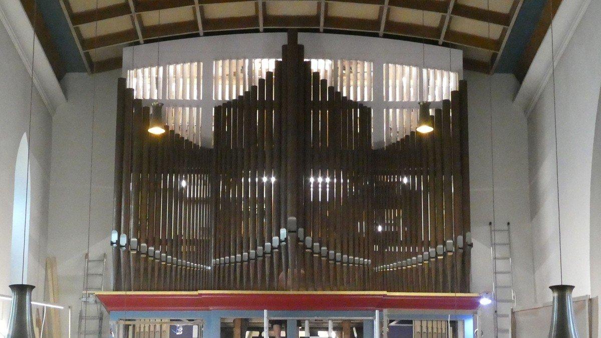 Orgelführung am Nachmittag