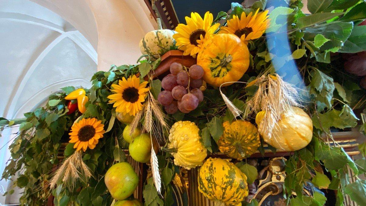 Høstgudstjeneste i Fjerritslev Kirke