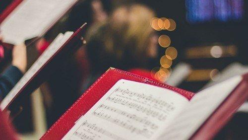 Probe Paul-Gerhardt-Chor