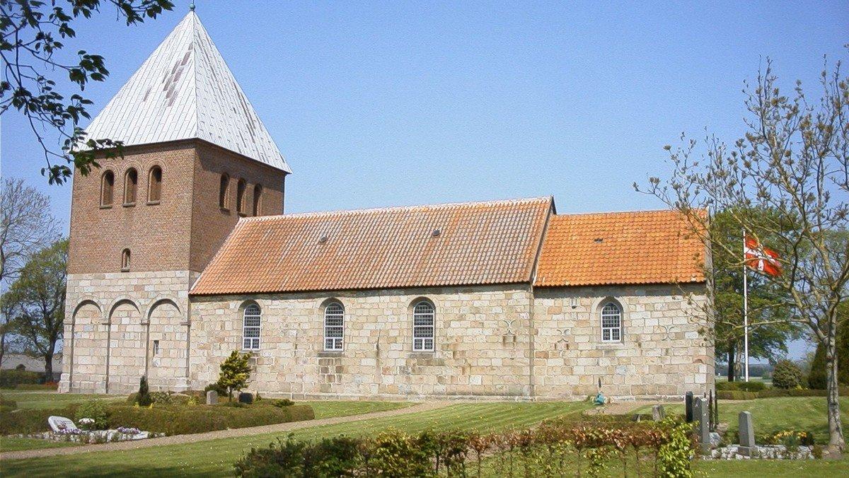 3-års gudstjeneste i Bejstrup Kirke