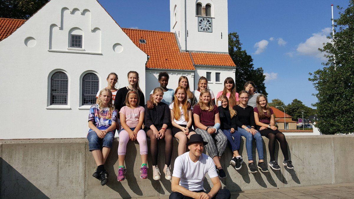 Fjerritslev Kirkes Børne- og Ungdomskor
