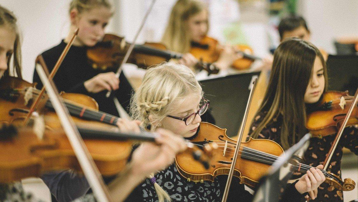 Musikhøjskolens årlige julekoncert