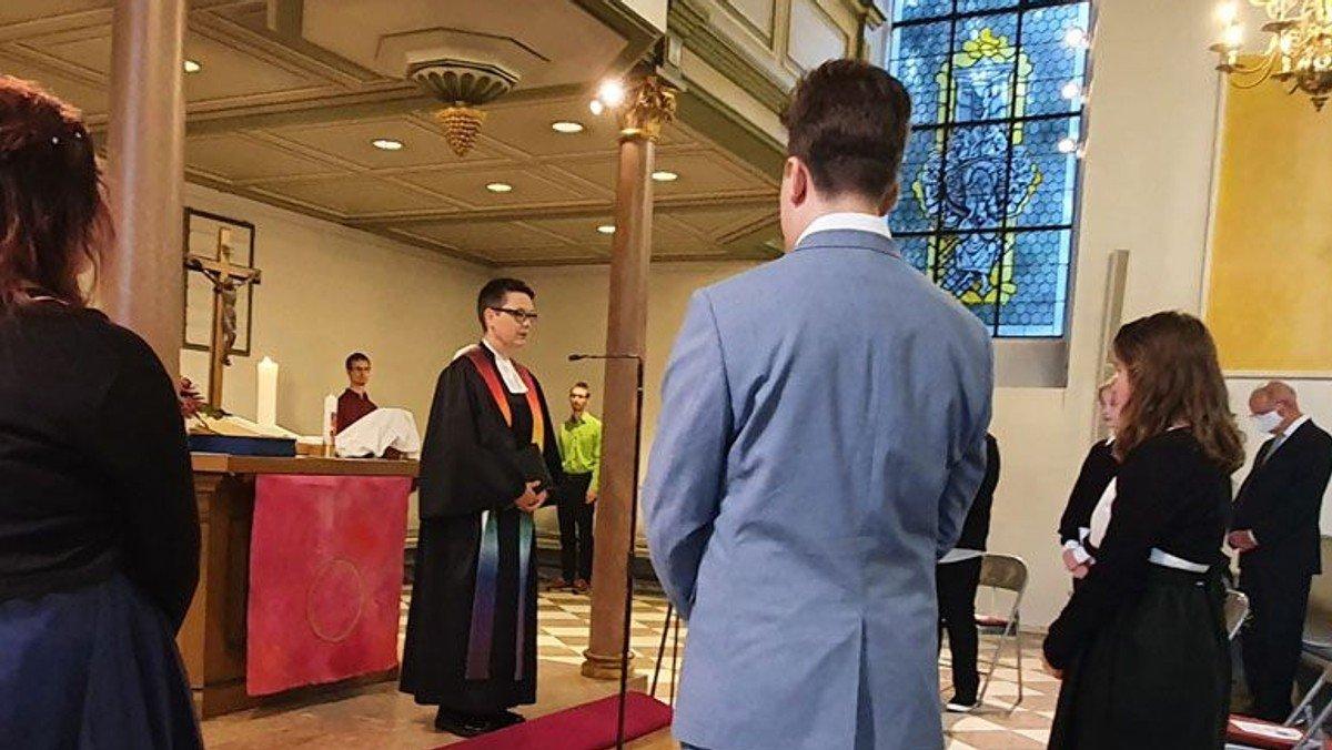 Konfirmation in der Stadtkirche - Liveübertragung