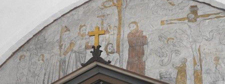 Fredagscafé - Kalkmalerierne i Snoldelev Kirke