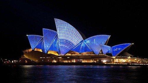 Fredagscafé - Australien fra Kangaroo Island til Operahuset i Sydney