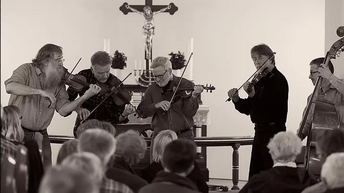 Koncert med Rasmus Storm