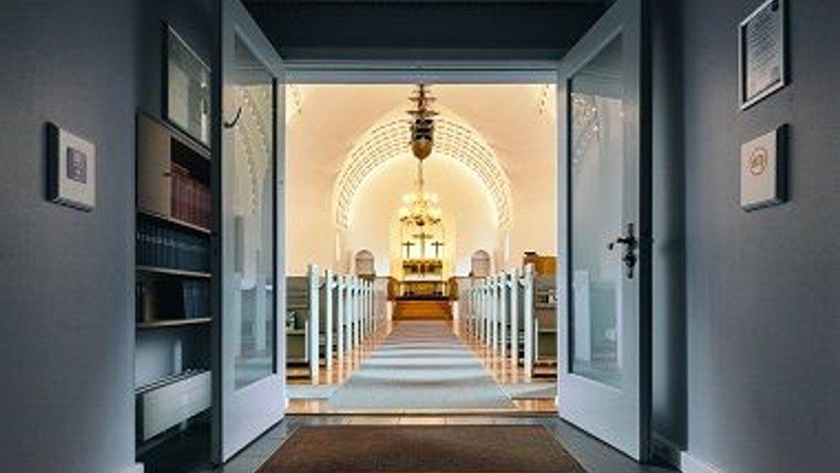 åben kirke