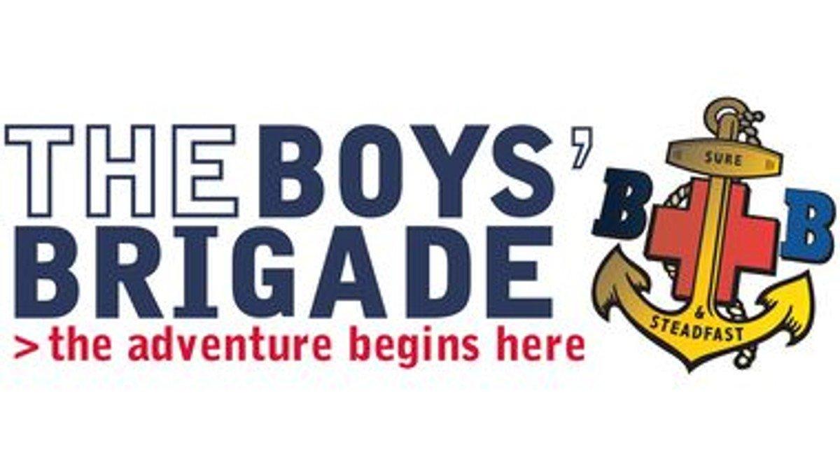 Company Section & Seniors Boys' Brigade (outdoors)