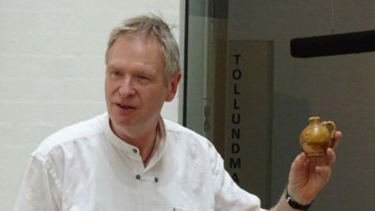 Foredrag med Keld Dalsgaard Larsen