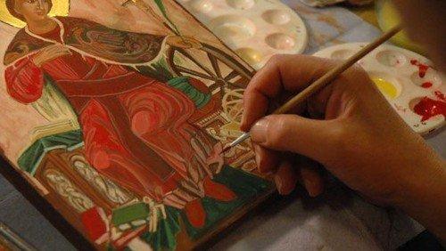 Ikonmalerne