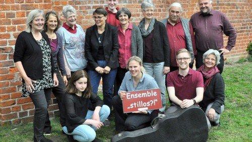 "Kaffeeklatsch mit dem Ensemble ""Stillos?!"""
