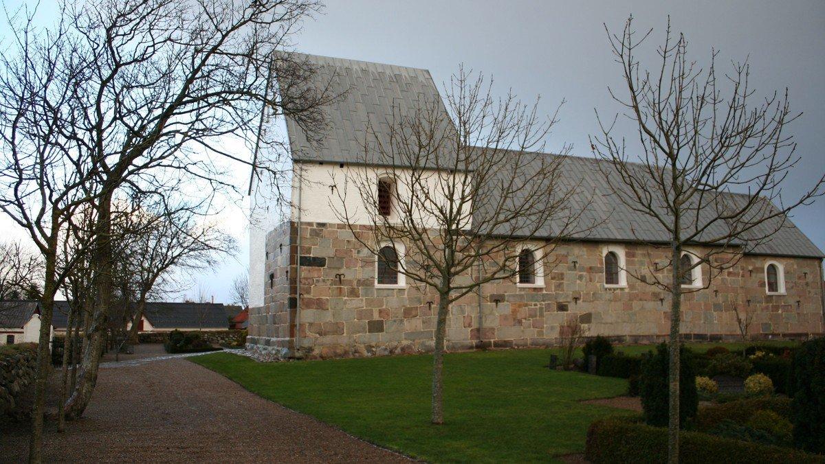 Alle helgens gudstjeneste i Vester Thorup Kirke