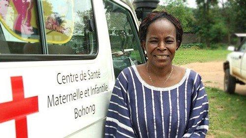 Kollektsøndag til fordel for Mor-barn-centret i Bong