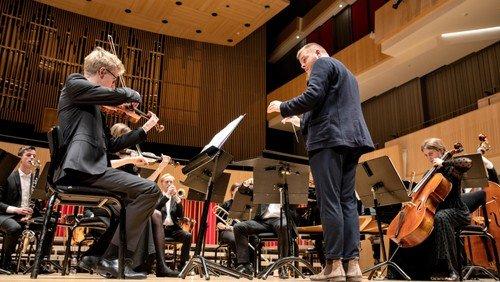 Koncert med Ensemble Pluma -