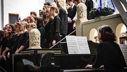 Julekoncert med Odense Katedralskole