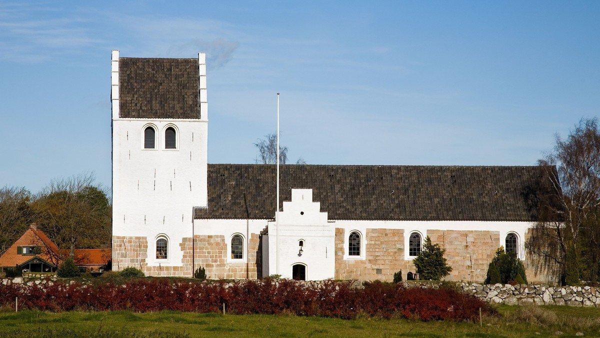 Alle helgens gudstjeneste i Kollerup Kirke