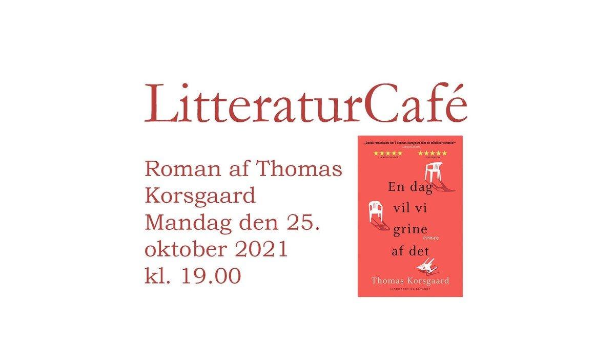 Litteratur-café