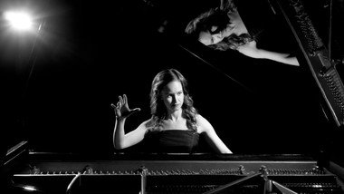 Flyttet til 6/11: Vitalija Gurviciute, solo klaver,
