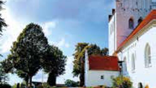 Aftensang i Snoldelev Kirke