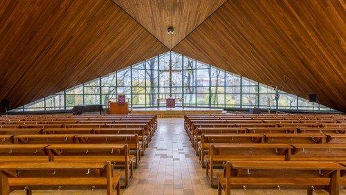 Gottesdienst in der Kirche Am Lietzensee