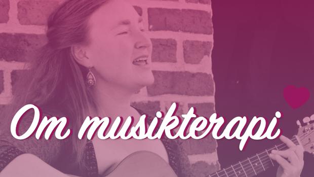 Blå Ulvetime med musikterapeut Signe Lindstrøm