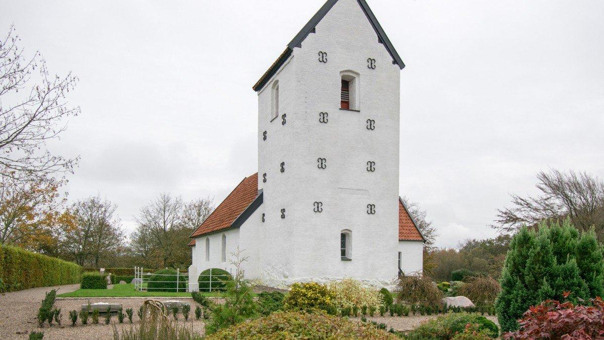 Høstgudstjeneste i Hyllebjerg Kirke
