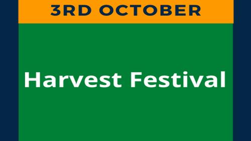 Harvest Sunday