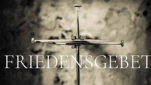 Friedensandacht zum Internat. Nagelkreuz-Sonntag