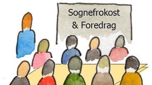 Sognefrokost & Foredrag ved Niels Christian Hvidt