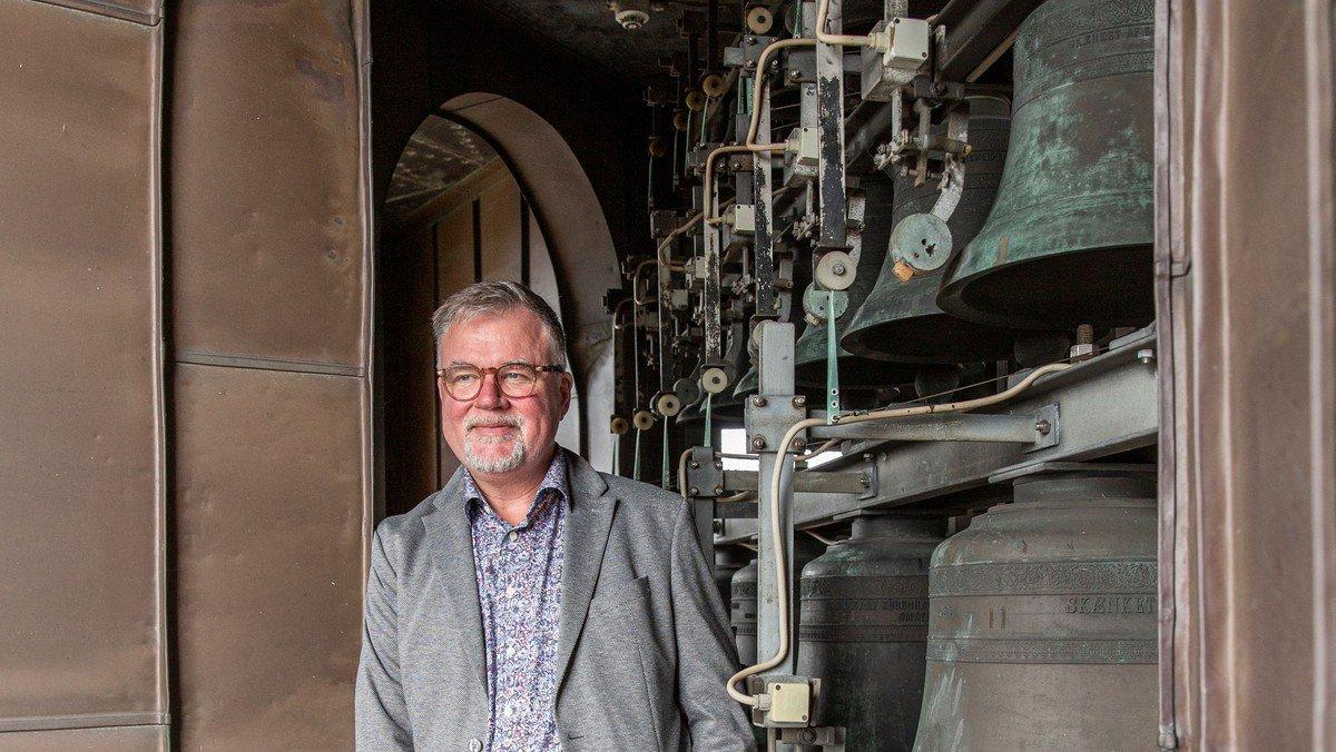 Klokkekoncert med Lars Sømod