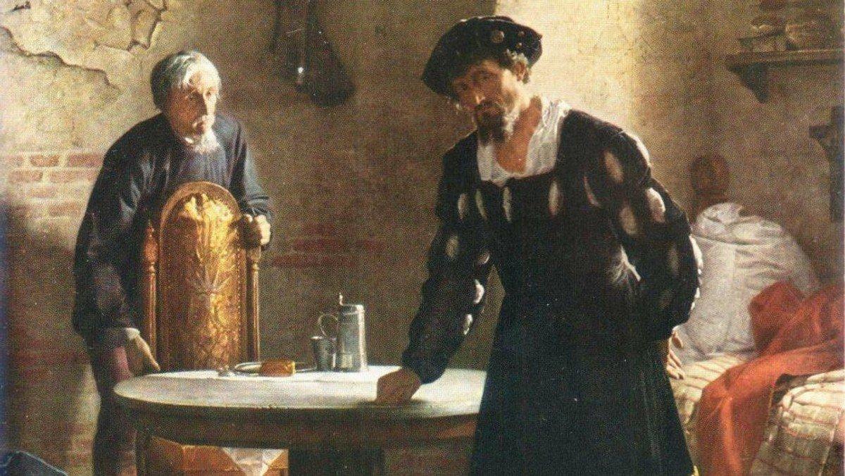 Mellem Himmel og Jord - Christian d. 2. som fange på Kalundborg Slot af Preben Christensen
