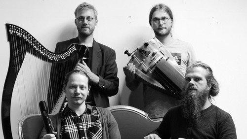 Koncert i Ølsemagle kirke med Buba-koret og folkemusikensemblet Auroq