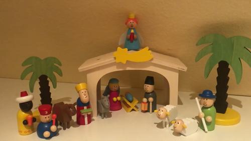 Oasensamstag: Die Weihnachtsgeschichte