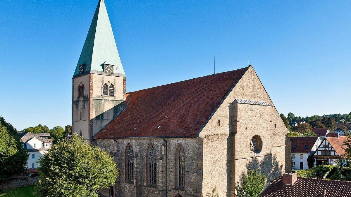 """""""Über den Gewölben von St. Marien"""" - Dachbodenführung"""