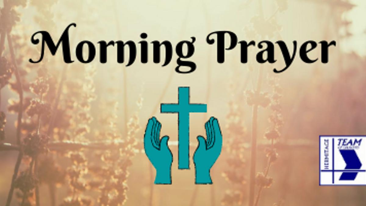 Online Morning Prayer