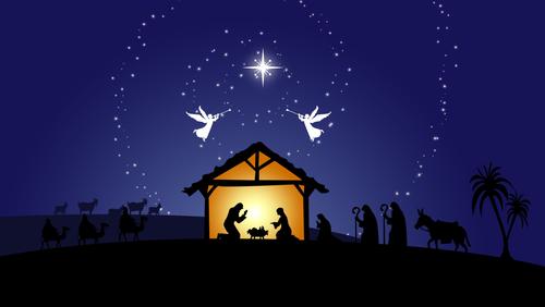Julenat i Gislum Kirke